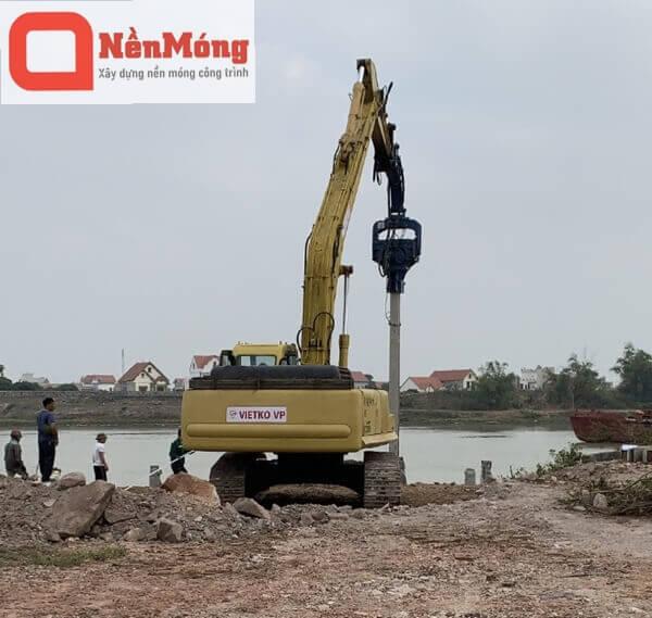 Dự án cầu cảng thị xã Chí Linh, Hải Dương-2