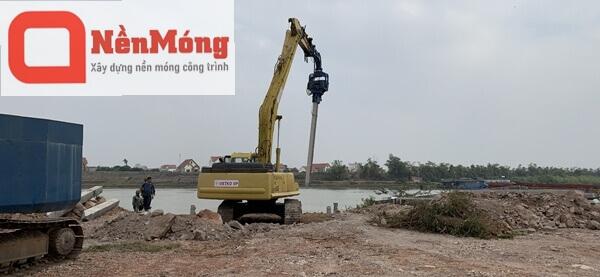Dự án cầu cảng thị xã Chí Linh, Hải Dương-3