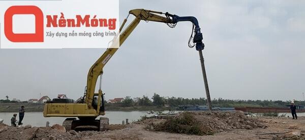 Dự án cầu cảng thị xã Chí Linh, Hải Dương-4
