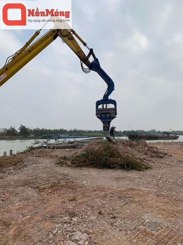 Dự án cầu cảng thị xã Chí Linh, Hải Dương