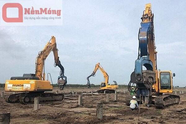 Cần tuyển Thợ lái máy xúc đi làm ngay tại Bắc Giang