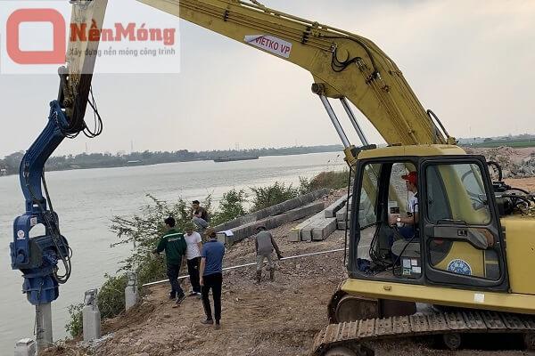 Dự án cảng bốc xếp vật liệu Quý Dương - Chí Linh