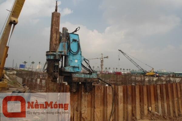 Các loại cừ thường dùng trong xây dựng